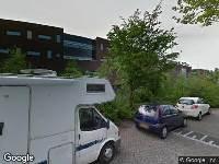 112 melding Ambulance naar Pauwhof in Rijswijk