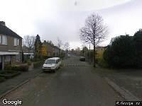 112 melding Ambulance naar Doormanstraat in Dongen