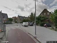 112 melding Ambulance naar Gladiolusstraat in Rotterdam
