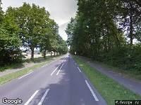 Brandweer naar Lijnweg in Rhenen vanwege verkeersongeval