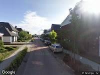 112 melding Ambulance naar Weegbree in Luyksgestel