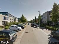 Ambulance naar Zuiderkeerkring in Alphen aan den Rijn