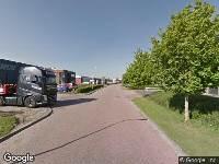 Brandweer naar Eiffelstraat in Zwolle vanwege een liftopsluiting