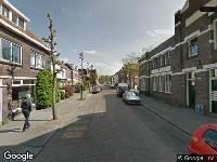 Brandweer naar Hertenstraat in Zwolle