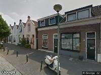 112 melding Ambulance naar Oostsingel in Schiedam