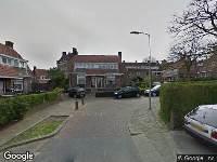 112 melding Besteld ambulance vervoer naar P.J. Troelstrastraat in Arnhem
