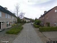 112 melding Ambulance naar Lijsterbes in Helvoirt
