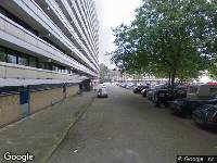 112 melding Ambulance naar Max Planckplaats in Rotterdam