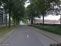 112 melding Ambulance naar Perosistraat in Tilburg