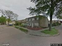 112 melding Brandweer en politie naar Sterappelgaard in Arnhem