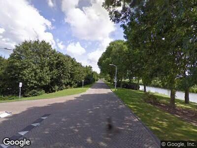 Ambulance naar Oostdijk in Oude-Tonge