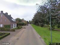 112 melding Ambulance naar Weth. Bressersstraat in Haaren