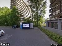 112 melding Ambulance naar Briandplaats in Rotterdam