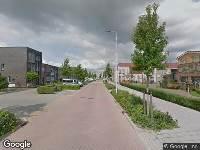 112 melding Besteld ambulance vervoer naar Zonnedauw in Alphen aan den Rijn