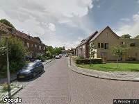 112 melding Brandweer naar Magnoliastraat in Zwolle