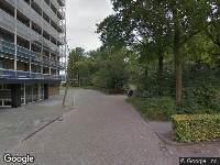 112 melding Brandweer naar Leliestraat in Oosterhout vanwege een liftopsluiting