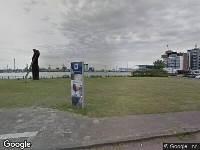 112 melding Ambulance naar Maasboulevard in Vlaardingen