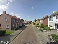 112 melding Ambulance naar Coöperatiestraat in Someren
