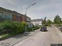112 melding Ambulance naar Azaleastraat in Oosterhout