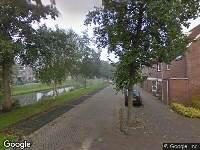 112 melding Brandweer naar Wilhelmina Druckerstraat in Alphen aan den Rijn vanwege brand