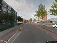 112 melding Ambulance naar Rijzertlaan in 's-Hertogenbosch