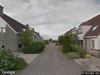 112 melding Ambulance naar Alida de Jongstraat in Alphen aan den Rijn