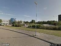 112 melding Ambulance naar Verkeerstorenweg in Den Helder vanwege verkeersongeval