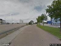 112 melding Brandweer naar Russenweg in Zwolle vanwege activering sprinkler