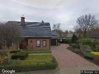 Traumahelikopter naar Van Bothnialaan in Coevorden