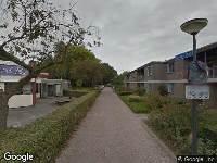 112 melding Ambulance naar Bloemenhof in Oosterhout
