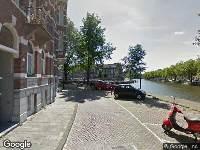 112 melding Brandweer naar Korte Marnixkade in Amsterdam