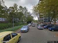 112 melding Ambulance naar Paterserf in Oosterhout