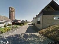 112 melding Ambulance naar Nassaustraat in Klaaswaal