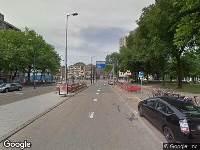 112 melding Ambulance naar Oostplein in Rotterdam