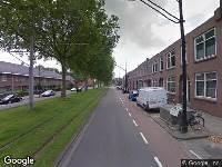 112 melding Ambulance naar Dordtsestraatweg in Rotterdam