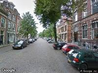 Brandweer naar Eewal in Leeuwarden vanwege verkeersongeval