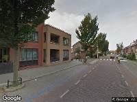 112 melding Besteld ambulance vervoer naar Acaciastraat in Monster