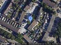 112 melding Brandweer naar Boris Pasternak-erf in Dordrecht vanwege ongeval met letsel