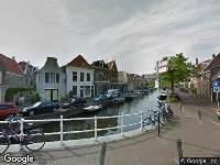 Traumahelikopter naar Spaarnwouderstraat in Haarlem