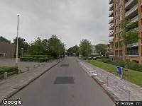112 melding Brandweer naar Dr. Jacob Botkeweg in Leeuwarden