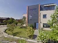 112 melding Politie naar P. Mondriaanlaan in Alphen aan den Rijn vanwege ongeval met letsel