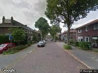 112 melding Ambulance naar Zaalbergstraat in Alphen aan den Rijn