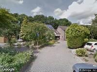 112 melding Brandweer naar Lijsterbeslaan in Deventer