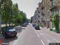 Politie naar J.J. Cremerplein in Amsterdam vanwege vechtpartij