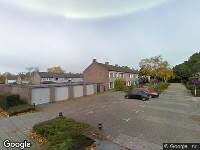 112 melding Ambulance naar Van Oost-Frieslandstraat in Schijndel