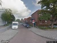 112 melding Brandweer naar Jacob van Lennepkade in Gouda