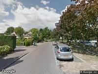 Politie naar Graaf Janlaan in Naarden vanwege letsel