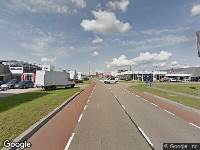 112 melding Ambulance naar Smaragdweg in Alkmaar