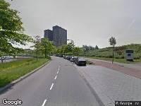 112 melding Brandweer naar Fascinatio Boulevard in Rotterdam