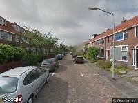 Ambulance naar Soembastraat in Dordrecht